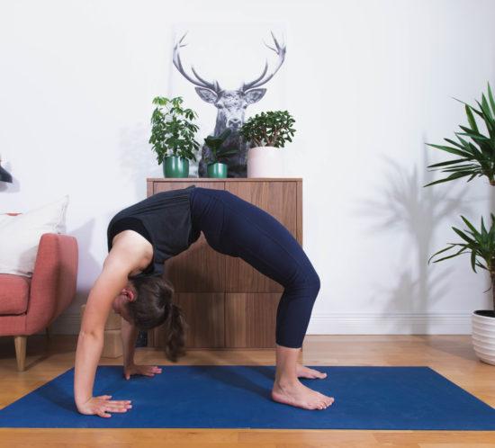 Yoga Rad Pose