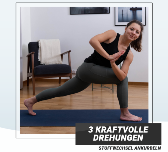 Yoga Stoffwechsel