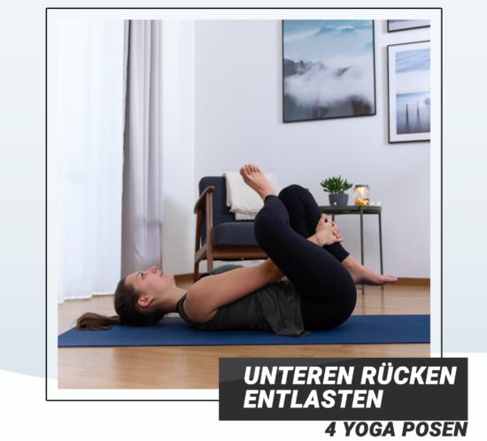 Rücken entlasten Übungen