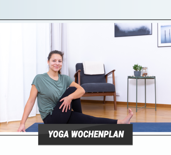 Yoga Wochenplan